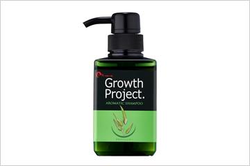 Growth Project. アロマシャンプー画像